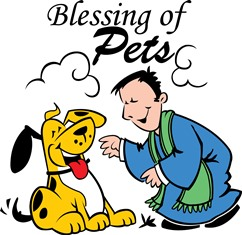 On September 18th - Bring your pets for a blessing. Service at Big Sandy Ranch - George and Sally Fosha.